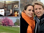 Scott and Paula Broadwell (pictured) were enjoying a romantic break at the Middleton Inn in Little Washington, Virginia when news of her affair with CIA director David Petraeus broke