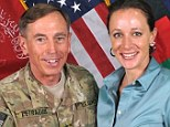 Broadwell's father Paul Kranz, spoke outside his North Dakota home on Sunday, saying that his daughter Paula Broadwell (pictured with General Petraeus) was an 'exceptional' person and that there was a lot more to the story