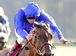 Frank assessment: Two of Dettori's rides on the day in question were Willing Foe and and Joshua Tree (below)