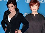 'I want to lose seven more': Sharon Osbourne reveals how she lost 28lbs in three months...but she isn't done yet
