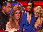 It's the end of the road for Kirstie Alley and Gilles Marini as they are voted off Dancing with the Stars in brutal double elimination
