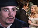Life before Dorothy: James Franco's Wizard gets to know Michelle William's Good Witch in prequel Oz: The Great And Powerful