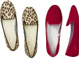 Did Gap copy shoe designer's entire collection? Retail giant sued by Charles Philip Shanghai over 'lookalike' loafers