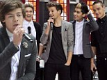 A Brit of history: One Direction draw record breaking 15,000 crowd to Today show appearance in New York... and announce 3-D movie