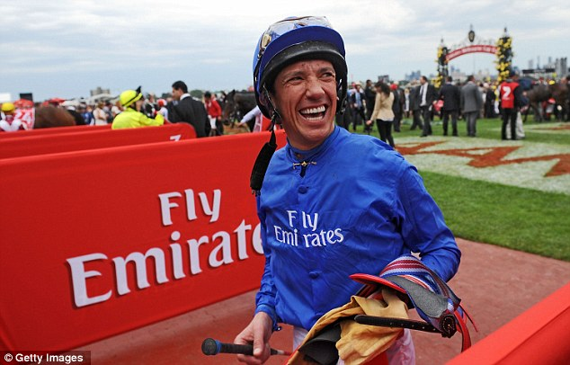 In the dock: Dettori will have to answer charges after failing a drug test
