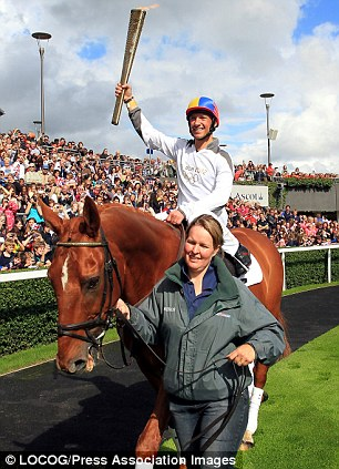 Frankie's folly: Dettori will now be the subject of an inquiry