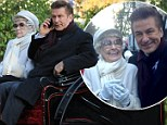 Cranky Colleen is back! Alec Baldwin and his 30 Rock mother Elaine Stritch take a carriage ride through Central Park
