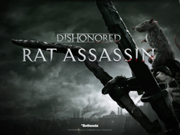 Dishonored: Rat Assassin screenshots