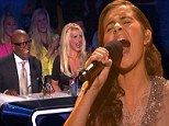 'We could be looking at a winner': X Factor judges left speechless at 13-year-old Carly Rose Sonenclar's powerhouse performance on Diva Week