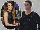 Who's that Glee girl? Low key Lea Michele ditches the glamour to go make-up free