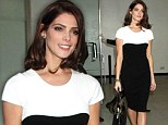 Ashley Greene takes a bite out of the Big Apple while Twilight saga stars jet off for the European premieres