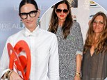 J. Crew boss Jenna Lyons publicly acknowledges girlfriend Courtney Crangi and their 'new love' for the first time