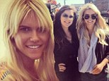 Lauren Scruggs shows off her prosthetic arm and eye
