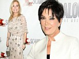 Showing her support! Kris Jenner attends opening of friend Kathie Lee Gifford's musical Scandalous