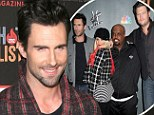 Adam Levine leads People's Choice Awards nominations with SIX nods that span music and television