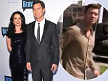 Falling out: Jeff Lewis of Bravo's Flipping Out is suing his assistant Jenni Pulos over her tell-all book