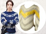 They're making a Killing! Swedish knitwear company release new iconic wooly jumper worn by Sarah Lund on upcoming third series of cult TV drama