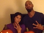 Moving fast: Hope Solo has reportedly married her fiancé Jerramy Stevens in Seattle after dating for two months