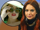Lindsay Lohan's performance as Elizabeth Taylor branded 'unbearably hilarious' as scathing review compares Liz & Dick to a high school play