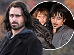 'I almost broke in half when he took his first steps': Colin Farrell opens up on nine-year-old son James' disabilities