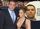 'Scott Peterson was treated better': Ben Affleck claims he was given worse press than killer when dating Jennifer Lopez