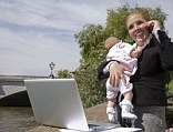 Many parents blame their long working hours from stopping them having time to teach their children skills