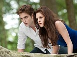 Ciao, Bella: Kristen Stewart and Robert Pattinson as then vampiric couple