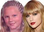 Taylor Swift before she was famous