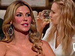 Real Housewives' Brandi Glanville sticks the claws in deeper as she claims Taylor Armstrong was drunk at a children's party when she brushed her off