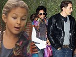 Business as usual! A glum Halle Berry picks up daughter Nahla from school in the wake of losing court custody battle