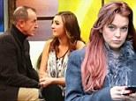Lindsay Lohan discovers she has a half sister