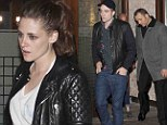 Bowling him over again! Kristen Stewart parties at ten pin alley until the early hours of the morning with Robert Pattinson