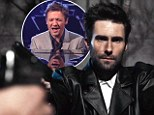 Moves Like Renner! Action man Jeremy pulls on a gun on Adam Levine and sings like an angel on Saturday Night Live
