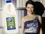Dannii Minogue is being paid to plug a newly launched product that is rather un-glamorous: milk. Or rather, it¿s a brand of designer milk, from cows that are specially selected for a genetic quirk