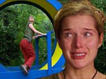 'I don't know why you are in here': Helen Flanagan breaks down in tears over camp criticism after quitting FIFTH Bushtucker Trial... before it's even begun on I'm A Celeb