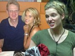Helen Flanagan with her Dad Helen Flanagan/twitter