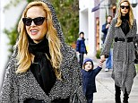 Trendy tot: Rachel Zoe treated her fashion forward son to a shopping spree in Beverly Hills