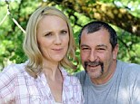 Samantha Brick and husband Pascal