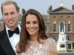 Powerbase: The Duke and Duchess of Cambridge are ready to set up court at Kensington Palace.