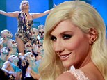 Ke$ha gives the audience at the American Music Awards an earful with her voodoo drum filled rendition of Die Young