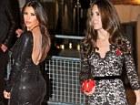 A royal snub! Kim Kardashian sends Kate Middleton freebie clothing from her Kollection ... but the Duchess sends them straight back