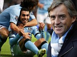 Mancini knows only perfection will do if City are to upset the odds and beat Real Madrid