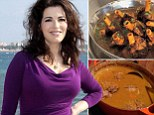 Must do better, Nigella? TV chef tweets pictures of not-so-perfect dishes