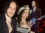 Calling it quits: Vivian Campbell of Def Leppard and his wife, Julie, are ending their 25-year marriage, according to new court documents