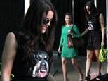 Slim pickings! Khloe Kardashian looks stunning in mini dress on lunch outing with Kourtney