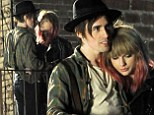 Harry went like that! Taylor Swift cosies up to yet another new man on the set of her new music video