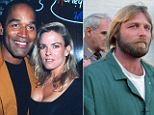 Glen Rogers (right) is on death row for five other murders and now he may need to add Nicole Brown-Simpson to his list of victims