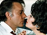 Never-ending love story: Richard Burton and Elizabeth Taylor were passionate about each other but fought like cat and dog