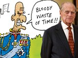 The Prince of political incorrectness: New book celebrates Duke of Edinburgh's wonky wit and wisdom...and all his verbal blunders