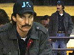 Matthew McConaughey is not slowing down on the diet as even his oversize clothing can't conceal his thin frame